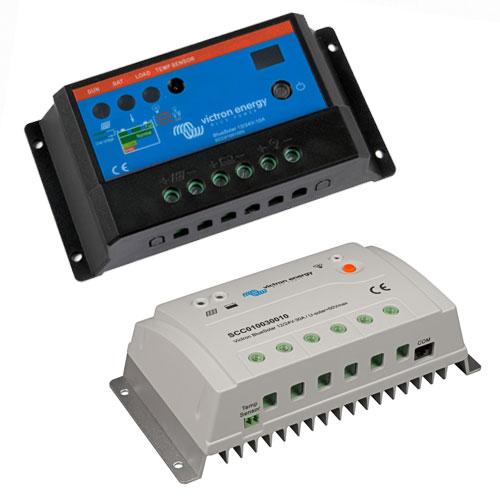 BlueSolar PWM Charge Controller 12v 24v 48v