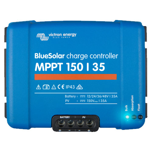 BlueSolar MPPT Charge Controller 150/35 to 150/100
