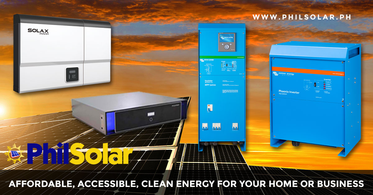 Philippines Off Grid Solar Power Sytem Specialists | Philsolar
